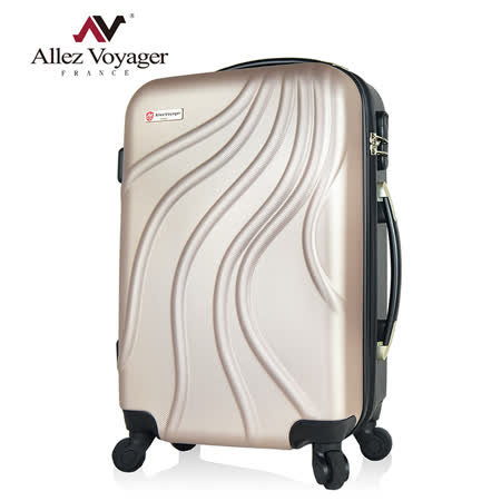 【法國 奧莉薇閣】行雲流水24吋輕量ABS超值行李箱/旅行箱