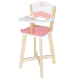 德國Hape愛傑卡-嬰兒娃娃系列嬰兒座椅
