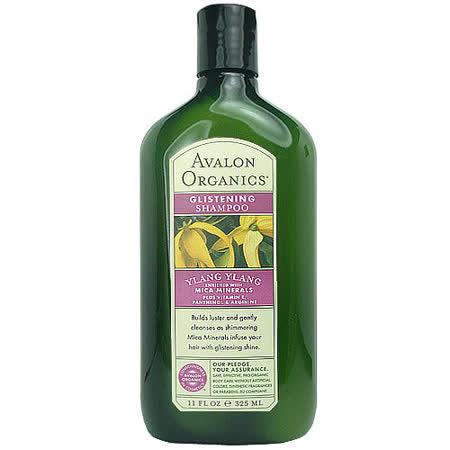 AVALON 有機依蘭依蘭光鮮亮麗 洗髮精 325ml