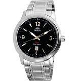 ORIENT SP 數字潮流時尚腕錶(黑/42mm) FUNF1005B