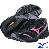 Mizuno MAXIMIZER15 女用慢跑鞋(黑粉)8KA-33164