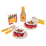 德國Hape愛傑卡-下午茶系列比利時鬆餅