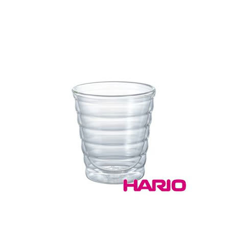日本【HARIO】雲朵6號雙層玻璃杯300ml / VCG-10