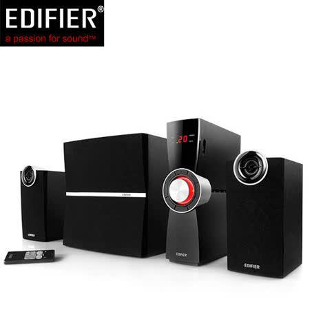 Edifier 漫步者 Multimedia C2X 三件式喇叭 [附遙控器]