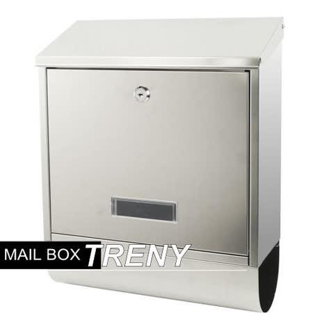 《信箱》新時尚不鏽鋼信箱-HPB2203SS-22987