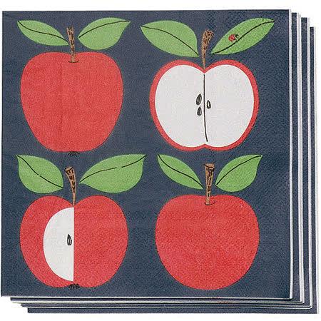 《NOW》餐巾紙(蘋果M)