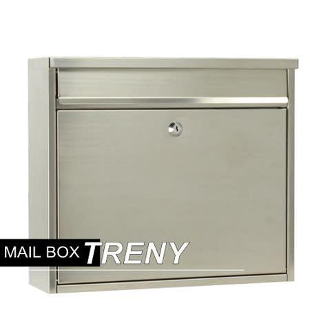 《信箱》不銹鋼信箱 -113S-97664(橫式)
