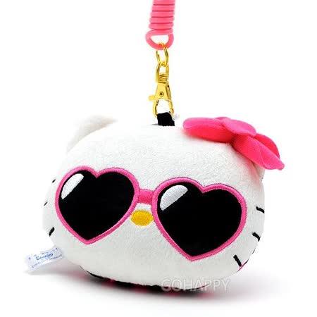 日本限定SANRIO【Hello Kitty】票卡伸縮包