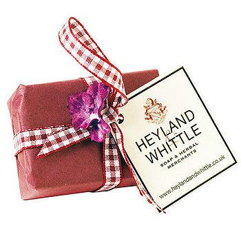 【H&W英倫薇朶】埃及豔后手工香氛皂(50g)