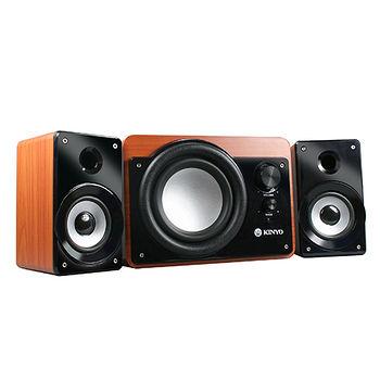 KINYO KY-7360典藏全木質超重低音喇叭