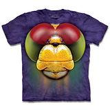 『摩達客』*大尺碼3XL*(預購)美國進口【The Mountain】自然純棉系列 蜻蜓臉 設計T恤