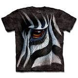 『摩達客』*大尺碼3XL*(預購)美國進口【The Mountain】自然純棉系列 斑馬眼 設計T恤