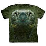 『摩達客』*大尺碼3XL*(預購)美國進口【The Mountain】自然純棉系列 烏龜臉 設計T恤