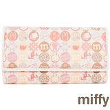 【Miffy】米菲 斑斕潮流系列(時尚長夾)