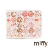 【Miffy】米菲 斑斕潮流系列(簡約短夾)