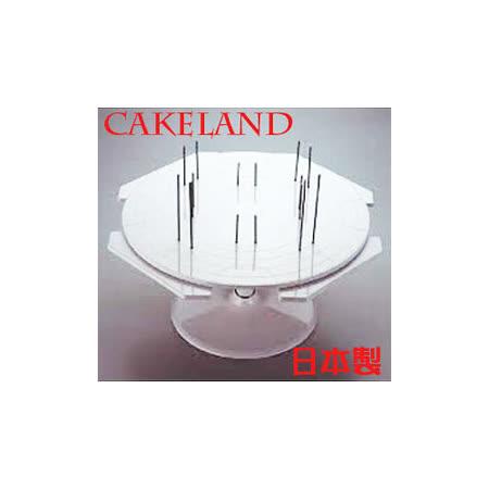 日本CAKELAND裝飾蛋糕固定架
