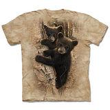 『摩達客』(預購)*大尺碼3XL*美國進口【The Mountain】自然純棉系列 好奇小熊 設計T恤