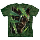 『摩達客』(預購)*大尺碼3XL*美國進口【The Mountain】自然純棉系列 叢林豹眼 設計T恤