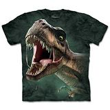 『摩達客』(預購)*大尺碼3XL*美國進口【The Mountain】自然純棉系列 暴龍吼 設計T恤
