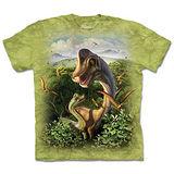 『摩達客』(預購)*大尺碼3XL*美國進口【The Mountain】自然純棉系列 親子超龍 設計T恤