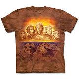 『摩達客』(預購)*大尺碼3XL*美國進口【The Mountain】自然純棉系列 祖先們 設計T恤