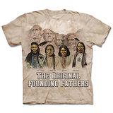 『摩達客』(預購)*大尺碼3XL*美國進口【The Mountain】自然純棉系列 開拓者 設計T恤