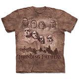 『摩達客』(預購)*大尺碼3XL*美國進口【The Mountain】自然純棉系列 拓荒者 設計T恤