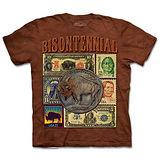 『摩達客』(預購)*大尺碼3XL*美國進口【The Mountain】自然純棉系列 走過兩百年 設計T恤