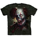 『摩達客』(預購)*大尺碼3XL*美國進口【The Mountain】自然純棉系列 骷髏小丑 設計T恤