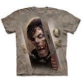 『摩達客』(預購)*大尺碼3XL*美國進口【The Mountain】自然純棉系列 殭屍窺視 設計T恤