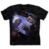 『摩達客』(預購)*大尺碼3XL*美國進口【The Mountain】自然純棉系列 殭屍襲擊 設計T恤
