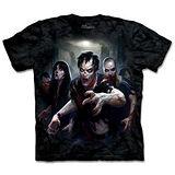 『摩達客』(預購)*大尺碼3XL*美國進口【The Mountain】自然純棉系列 殭屍啟示錄 設計T恤