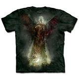 『摩達客』(預購)*大尺碼3XL*美國進口【The Mountain】自然純棉系列 死亡天使 設計T恤