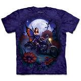 『摩達客』(預購)*大尺碼3XL*美國進口【The Mountain】自然純棉系列 妖精騎士 設計T恤