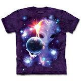 『摩達客』(預購)*大尺碼3XL*美國進口【The Mountain】自然純棉系列 ET與地球 設計T恤
