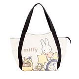 【Miffy】米菲 點心時間系列-托特包(米粒黃)