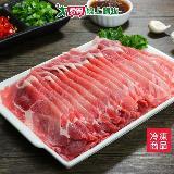 特選黑豬梅花肉片1盒(豬肉)(500g±5%/盒)