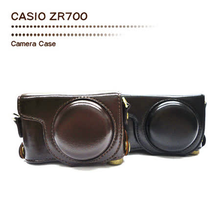 手工皮套 For CASIO ZR700 (兩件式)
