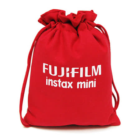 FUJIFILM instax mini 不織布原廠拍立得相機袋