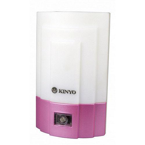 【KINYO】光控LED 小夜燈(NL-15)