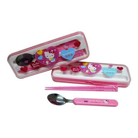 Hello Kitty兩件式餐具組-二套組