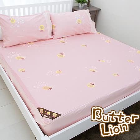 台灣製造-100%精梳純棉床包組