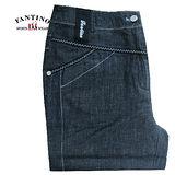 【FANTINO】高成份棉質牛仔褲 (丈青) 373107