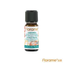 【Florame法恩】有機甜蜜果香複方精油10ml