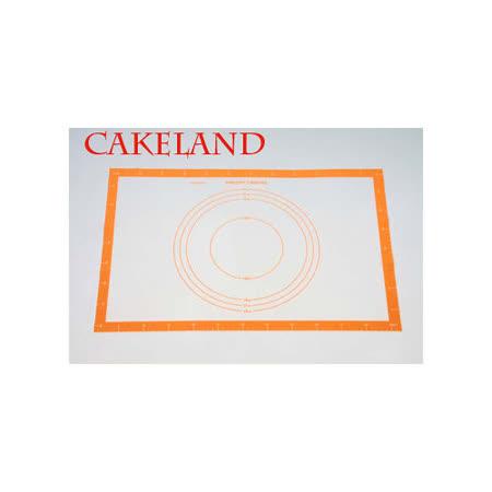 日本CAKELAND專業尺寸標示擀麵墊