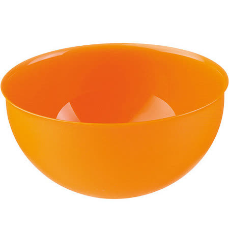 《KOZIOL》攪拌洗滌籃(橘L)
