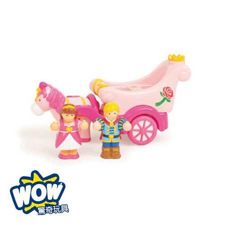 英國【WOW Toys 驚奇玩具】 蘿西的皇家馬車