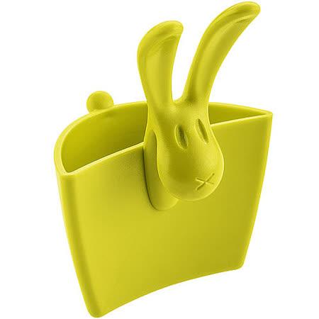 《KOZIOL》小兔茶包架(綠)