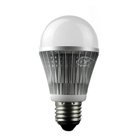 【TJ】北極星8W高效率LED節能燈泡