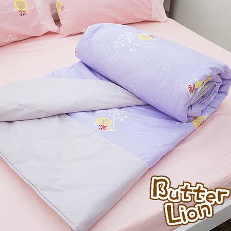 台灣製造-100%精梳純棉涼被5*6尺